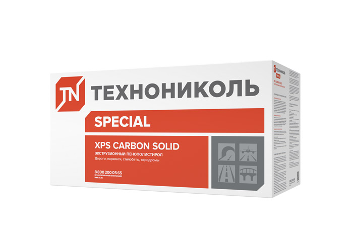 ТЕХНОНИКОЛЬ CARBON SOLID тип Б